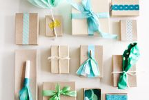 Presents / Gifts / Wrapping