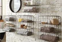 Industrial, rustic and raw interior
