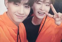 otp ⌲ jaebum & youngjae » 2jae / this is just a collection of some pics of my favourite ship in GOT7.
