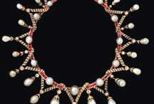 Diamond&Pearl Necklaces
