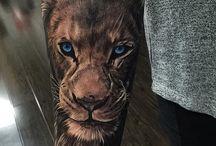 brazo leon