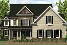 house plans / by Kimberly Kurt-Matthews