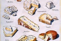 France:  Foods / by Jo Elsner Kindler