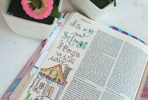 Joshua Bible Journaling