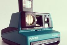 Polaroid Impulse Green / Check out our cameras at instantclick.co  http://instantclick.co/product/polaroid-impulse-af-green