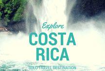 Costa Rica Travel Inspiration