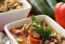συνταγλες σούπες