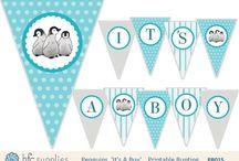hfc Baby Shower, Birth Announcement