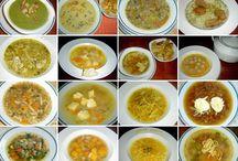 zavářky do polévky