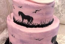 Cakes / by Lanise Hall-Nalley