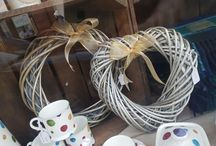 Wicker at Willow Bell Home Pottery and Gifts, Middlewich, Cheshire . / Gorgeous Quality Wicker Available at Willow Bell Home Pottery and Gifts Middlewich, Cheshire. Log Baskets, Cooler Baskets, Wreaths, Washing Baskets, Laundry Baskets and Special Occasion Gifts.