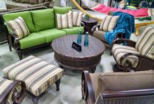 Outdoor Furniture / Tons of Patio Furniture and things for your outdoor relaxation