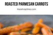 Vegetables. Carrots