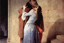 the kiss / by Nena Derbedrossian