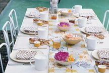 garden teatime