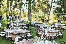 Reception Inspiration / Inspiration for your wedding reception.