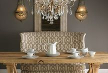 Dining Rooms / by Patricia Lewerenz