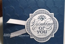Stampin up thinking of you