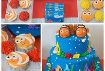 Nemo birthday party