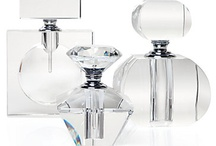 Perfume And Crystal Bottles