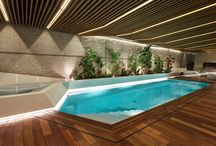 Swimming pools / Swimming pools design