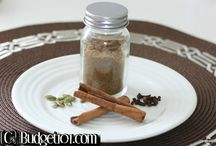 Ho-made spices& dry mixes