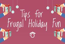 Tips for Frugal Holiday Fun