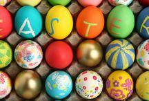 Milka meets Easter / Milka-bunny
