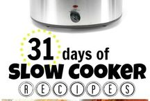 Slow cooker concoctions