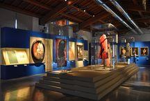 Allestimenti, Mostre e Musei