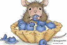 House Mouse / by Samantha Egbert