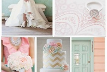 Summer Wedding Color Palettes + Inspiration / Find gorgeous inspiration for summer weddings and discover your perfect palette.