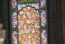 Cam pencere Sanatı (Vitray)