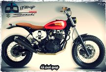 DR500 Custom