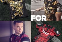 Ruggers! / A Wide Range of Official Replica & Leisurewear for Both Northern and Southern Hemisphere RugbyTeams!