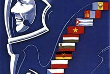 Inspiration: 1980s Cold War