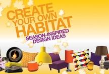 Autumn Winter 2013 at Moore Park / Discover new season furniture and homewares inspiration at Supa Centa Moore Park.