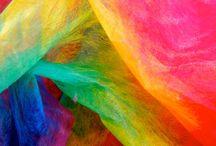 Rainbow-color / by Cris Derrick