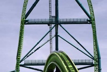 #EXTREME heart racing rides / These big monsters are soooooo scary