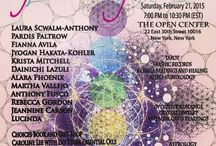 2/21/2015 psychic healing fair at the open center in New York City 22 east 30 street from 6:30-10:30 / 2/21/2015