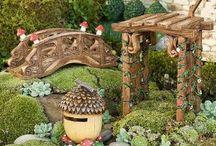 Nukkekodit/fairy house