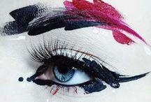 Eye make art