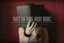 Books, movies & shows I love! / by Stephany Flores