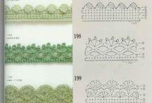 Crochet : Edging