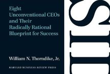 Weekend Reading for Small Business Owners / Recommended reading for small business owners.