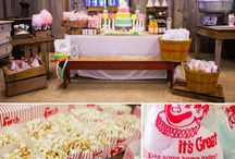 Party ideas / by Shanna Crawford