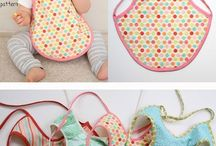 Baby sewing creations