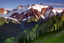 Pacific Northwest and Alaska / by Brian Lane Herder