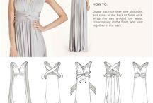 vestidos al cuello