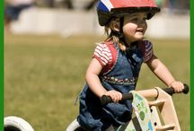 Balance Bikes / Click here to learn about the wonders of balance bikes. Find out what all of the buzz is about.
